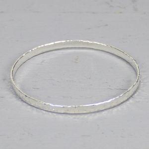 18882 - Rinkelband zilver 3mm plat